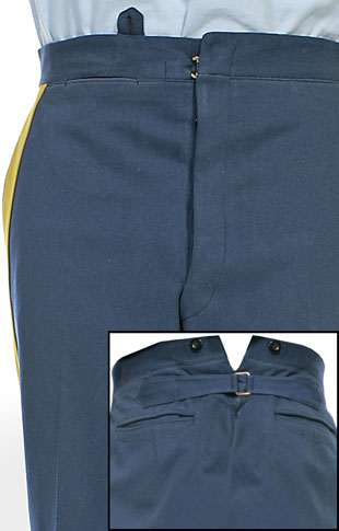 CT607 1884 Pattern trousers