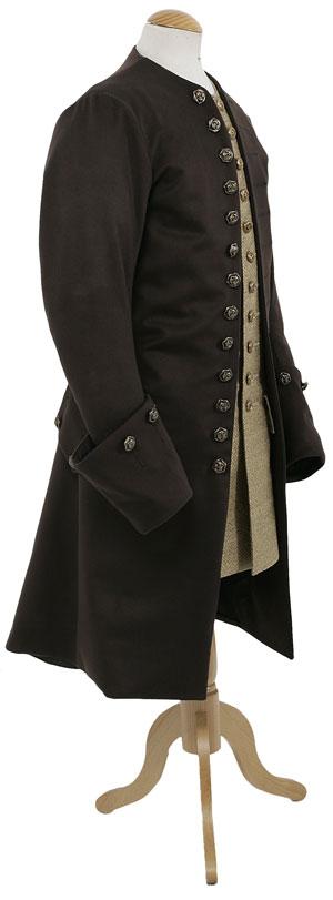 Napoleonic Civilian Clothing Jacket Frock Coat