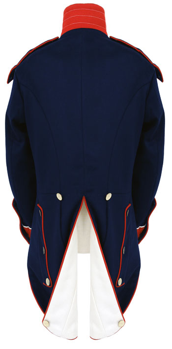CT707 French Infantry Coat circa 1810