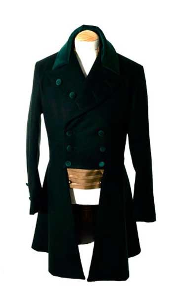 CTNB600 Cut Away Frock Coat