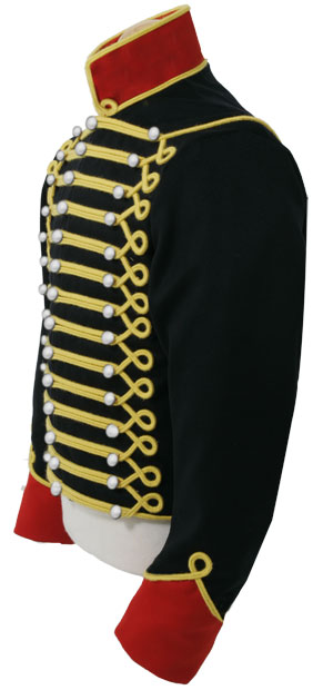 CT2048A Royal Horse Artillery Rocket Corps. Tunic Circa 1814