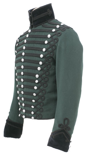 CT5044 95th Rifles Officers Tunic