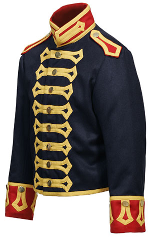 CT2048D Royal Horse Artillery Drivers Tunic Circa 1815