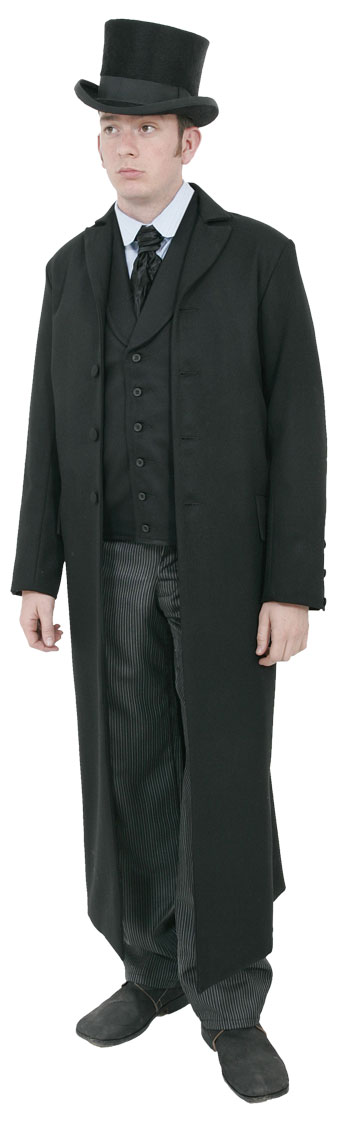 High quality Full length Overcoats and Top Coats for Men