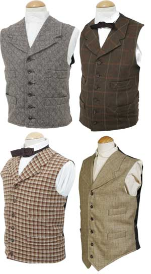 Victorian Civilian Clothing Norfolk Jacket