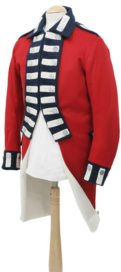 British Red Coat For Sale