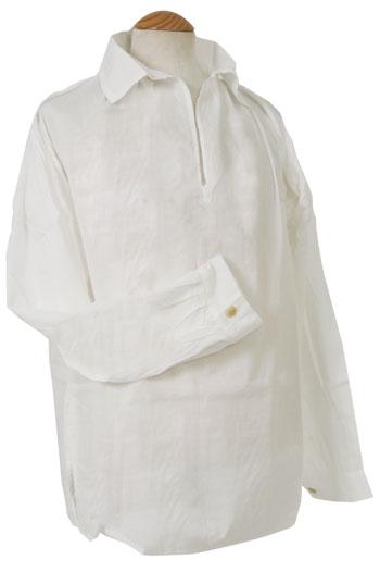 de89b9fbe70 CT5038A Plain Napoleonic Shirt