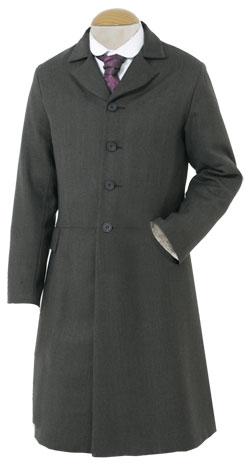 19th century men's frock coat